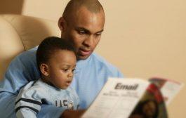 مدیریت پدر در تربیت کودک