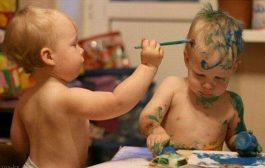 تاثیر والدین بر نقاشی و ذوق کودک