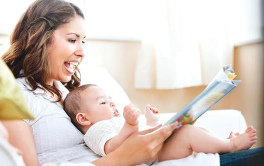 تاثیر قصه بر نوزاد و کودک