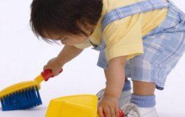 آموزش مسئولیت به کودکان