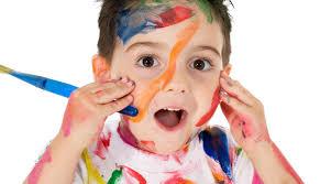 با راهکارهای زیر کودکانتان را خلاق کنید!