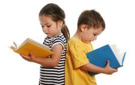 کودکان را به کتاب خواندن تشویق کنیم !