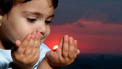 خدا در دنیای کودکان