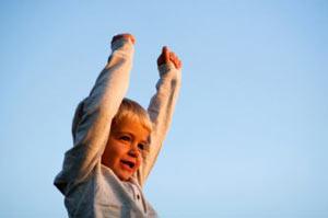 نقش اعتماد به نفس در کودکان