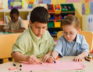 تست های هوش در مهد کودک ها