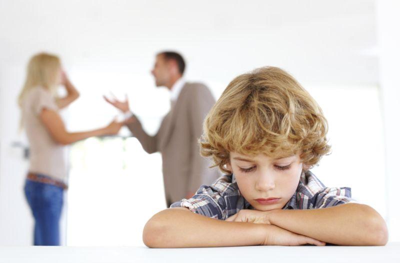 کودکان و طلاق