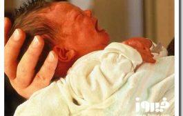 گریه نوزاد