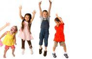 بررسی بازی های کودکان در چهار سالگی