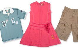 نظر کودکان در مورد لباس