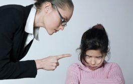 چرا والدین فرزندانشان را تنبیه می کنند؟