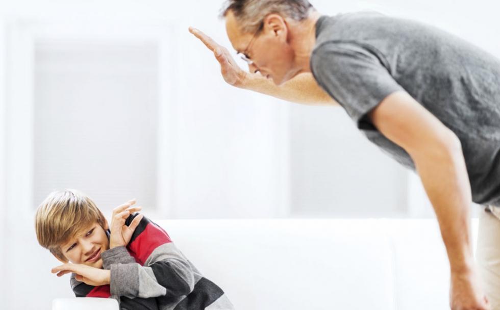 رفتارهای جایگزین تنبیه بدنی