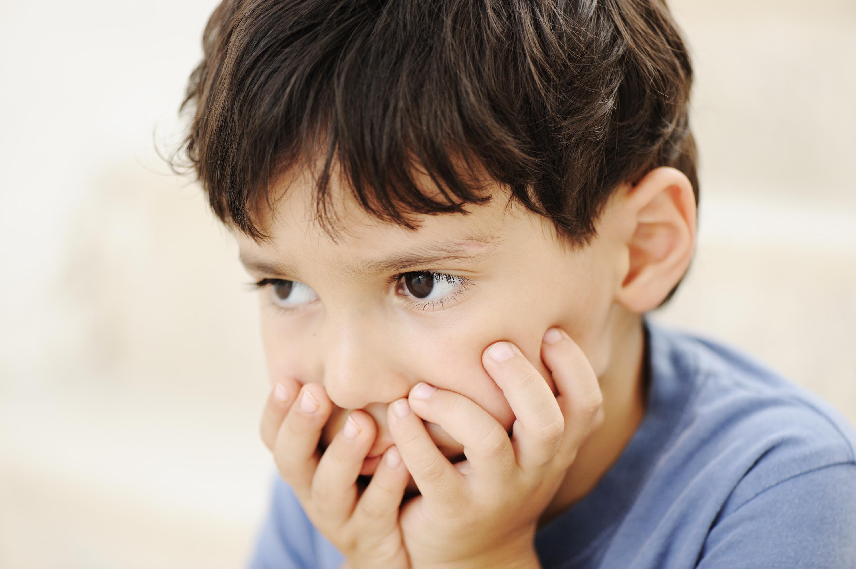 استرس در کودکان را جدى بگیریم