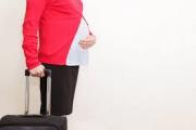 توصیه های لازم در مسافرت خانم باردار