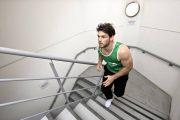 پله بیشتر از دویدن کالری می سوزاند