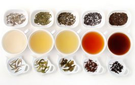 کاهش وزن با ۹ چای گیاهی