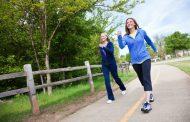 برای سوزاندن نیم کیلو چربی چقدر پیاده روی کنیم؟