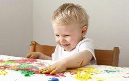 راه هایی جهت تشویق کودکان به نقاشی