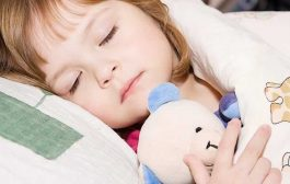 آماده کردن کودک برای خواب