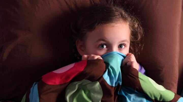 شایعترین انواع ترسها در سنین مختلف کودکان