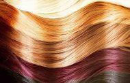 رنگ مو با عصاره گیاهان طبیعی
