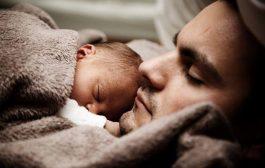 مشکلات بی خوابی پدرها