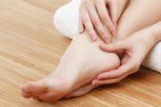 ترک پا را به راحتی در منزل درمان کنید