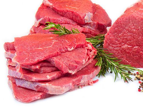 خطر یخ زدایی گوشت در دمای اتاق