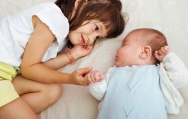 چگونه كودک را برای ورود فرزند جديد آماده كنيم ؟