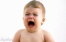 گریه در کودکان
