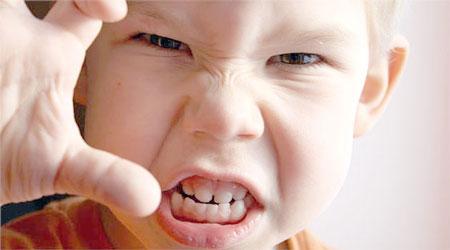 راههای پیشگیری از لجبازی کودکان