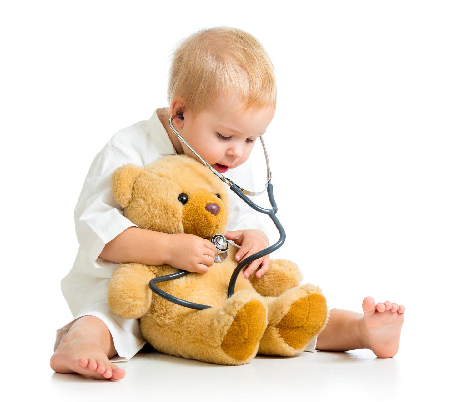 روند سلامت و درمان کودک