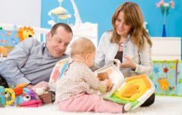 از کودک ۹ تا ۱۲ ماهه خود لذت ببرید!