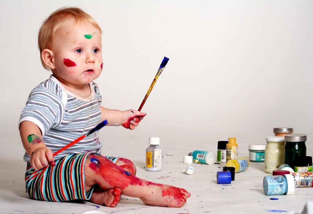 nice-paint-for-babies-11-crafts-with-babies-painting-1024-x-702