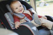 نکتههای صندلی کودک در خودرو