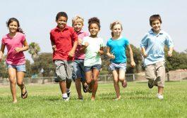 ورزش در کودکان