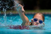 تاثیر شنا درسلامت کودکان