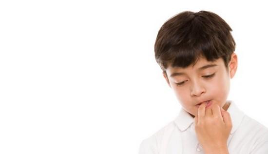 اختلال ناخن جویدن