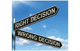 مهارت تصمیم گیری