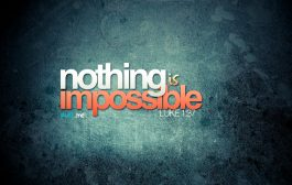 هیچ چیز غیرممکن نیست