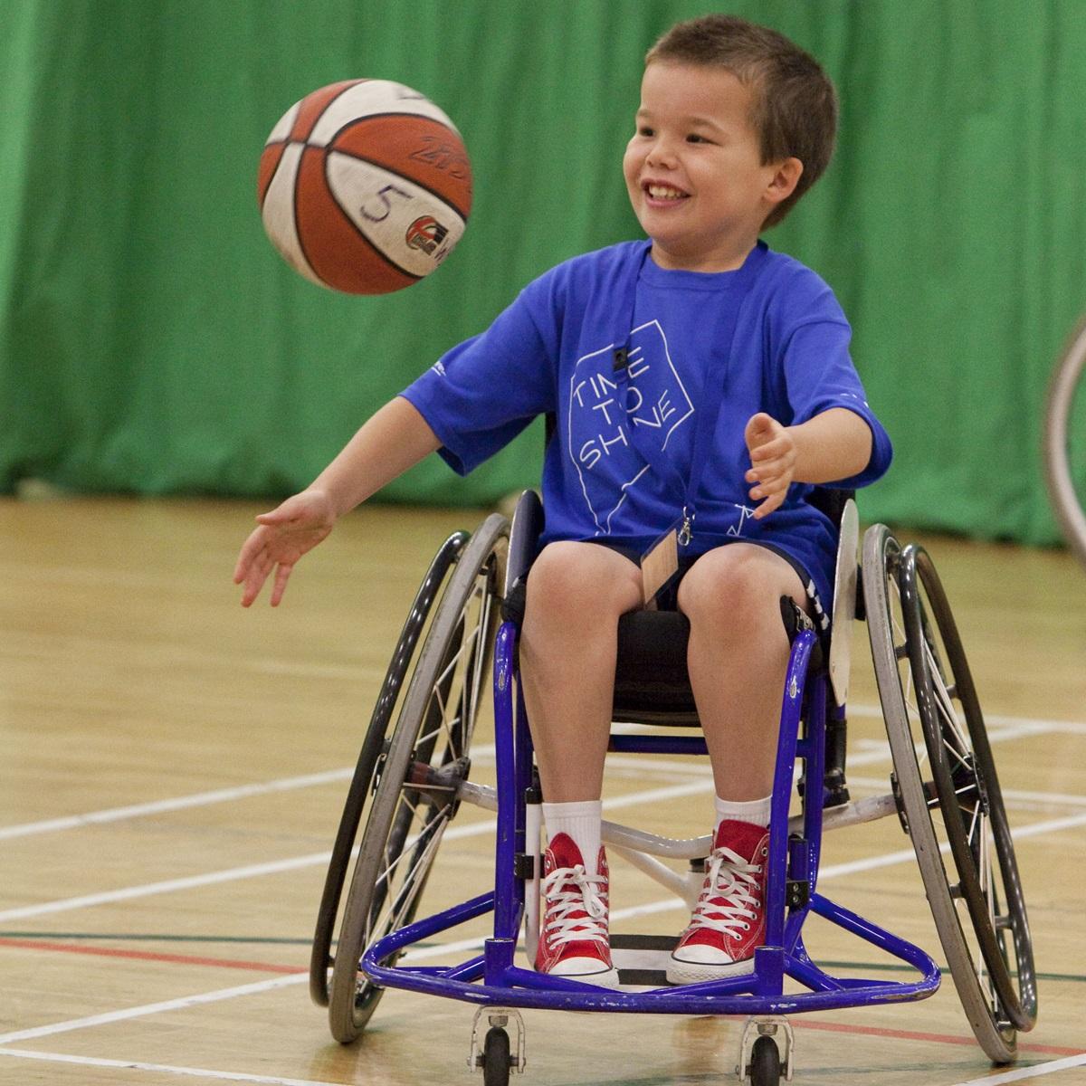 ورزش و نقش آن در باز پروری دانش آموزان معلول ذهنی و جسمی