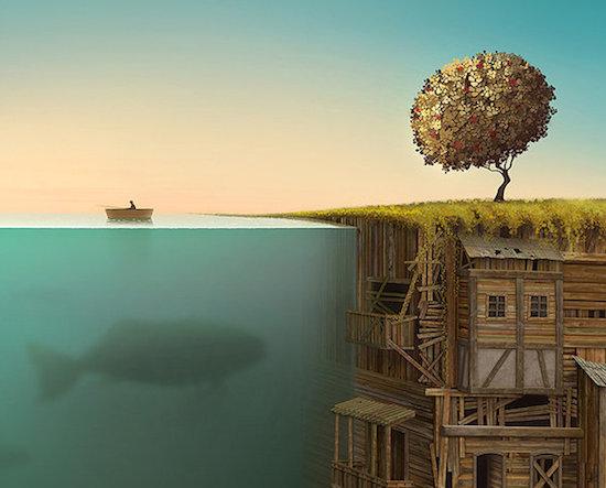 تعبیر خواب از دیدگاه روانشناسی