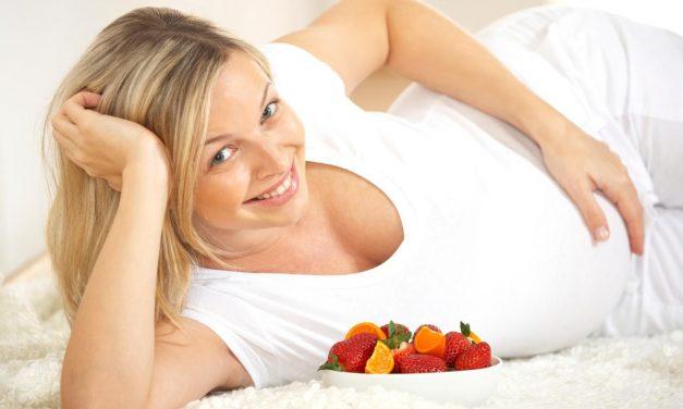 در دوران بارداری چه بخوریم : راهنمای تغذیه بارداری