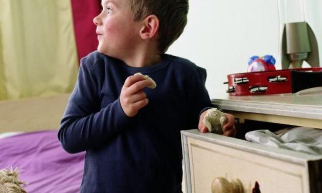تحول رفتاری دزدی در کودک ۱