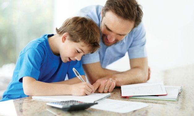 تاثیر رفتار خانواده بر امتحان فرزندان