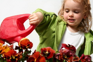 ۱۰ راز پرورش کودک شاد