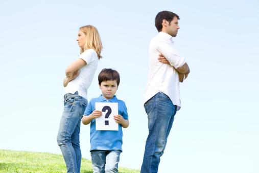 بچههای طلاق چه میخواهند؟