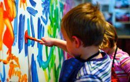 تاثیر نقاشی بر زندگی کودکان