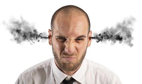چگونه خشم خود را کنترل کنیم