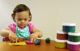 تقویت مهارت های دست ورزی کودکان پیش دبستانی