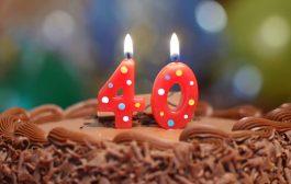 توصیههایی برای سلامت در آستانه چهل سالگی